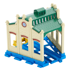 Review Thomas Friends™ Motorized Railway Tidmouth Sheds Destination Terbaru