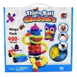 Harga Thorn Ball Clusters Mega Pack Bunchems 400 Pieces Original