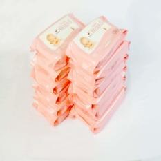 Jual Tissue Basah Wetkins Baby Wipes Blue Pink 50 S 12 Pack Wetkins Asli