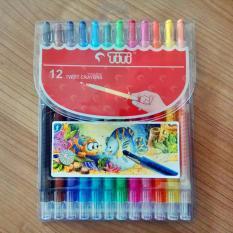 Titi 12 Twist Crayons Krayon Putar By Vuvida.