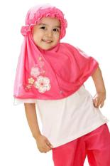 Katalog Tiva Bnd Bdr Pink Jilbab Anak Terbaru