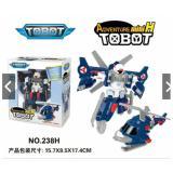 Ulasan Lengkap Tentang Tobot Mini H Transformer Helikopter