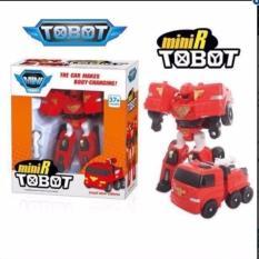 Tobot Mini R Mainan Robot Robotan - 59955B - Original Asli