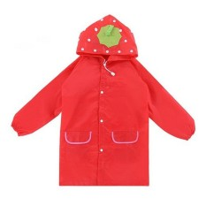 Beli Toddler Cute Cartoon Raincoat 3 8 Years Red