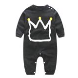 Spesifikasi Balita Anak Bayi With A Mengenakan Pakaian Terusan Katun Baju Monyet Baju Senam Hitam Murah