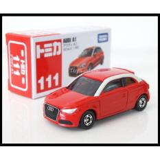 Tomica Audi A1 Merah 111 - Ce93a7 - Original Asli