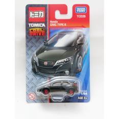 Tips Beli Tomica Cool Drive Honda Civic Type R Hitam