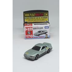 Tomica Dream 170 Initial D S13 Silvia (Diecast-Miniatur) - Gmt7bw