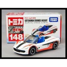Tomica Dream Takara Tomy 148 Gatchaman Crowds Insight - Cbd95b - Original Asli