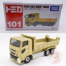 Tomica Isuzu Giga Dump Truck 101 - 363Dda - Original Asli