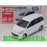 Spesifikasi Tomica N0 As 01 Toyota Avanza Velos Miniatur Mobil Replika Diecast 57A5E3 Original Asli Yang Bagus