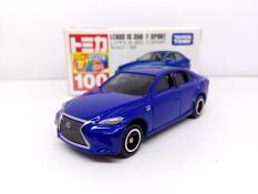Tomica No 100 Diecast Miniatur Mobil LEXUS IS 350 F SPORT Takara Tomy