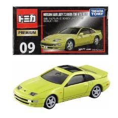 Tomica Premium 09 Nissan Fairlady Z 300Zx Twin Turbo - Da555b - Original Asli