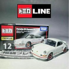 Tomica Premium 12 Porsche 911 Carrera Rs 2.7 - B6ed59 - Original Asli