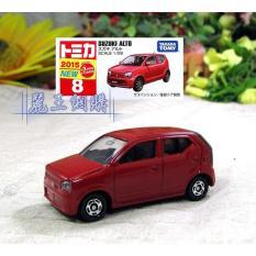 Tomica Reguler 8 Suzuki Alto - Ab6dd7 - Original Asli