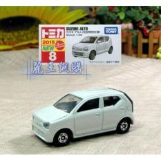 Tomica Reguler 8  Suzuki Alto (White) - Ac3daa - Original Asli