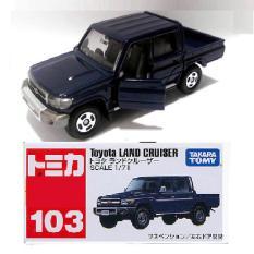 Spesifikasi Tomica Reguler No 103 Toyota Land Cruiser Murah