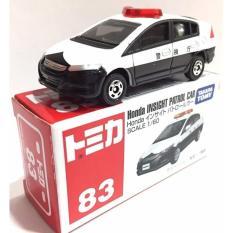 Tomica Series No 83 Honda Insight Patrol Car - 9A79ed - Original Asli