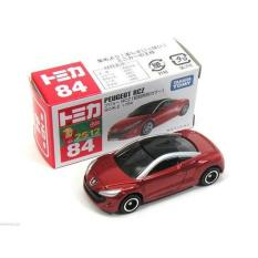 Tomica Series No 84 Peugeot Rcz Red - C5336B - Original Asli
