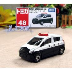 Tomica Suzuki Alto Police Car 48 - D36563 - Original Asli