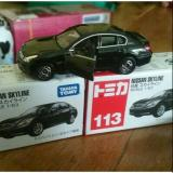 Toko Tomica Takara Tomy Reguler Diecast Tomica No 113 Skyline Miniatur Mobil Replika Diecast Multi
