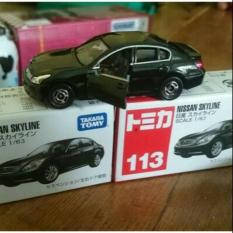 Harga Tomica Takara Tomy Reguler Diecast Tomica No 113 Skyline Miniatur Mobil Replika Diecast Multi Online