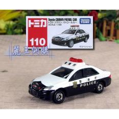 Tomica Toyota Crown Patrol Car 110 - 55675C - Original Asli