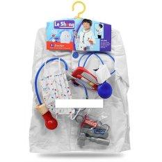 Tomindo Doctor Playset - Baju Dokter Putih