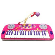 Tomindo Electronic Organ - Pink