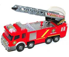 Harga Tomindo Fire Engine Car Mobil Pemadam Kebakaran Sy732 Tomindo Asli