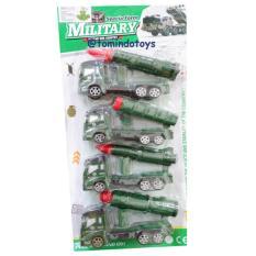 Beli Tomindo Military Truck Isi 4 Pcs 168 202 Baru