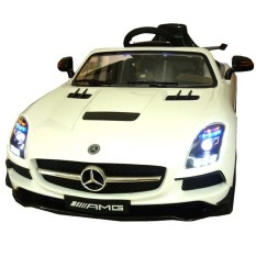 Tomindo Mobil Aki Mercedes Benz SLS AMG with Power Steering & Shock Breaker - TM2365