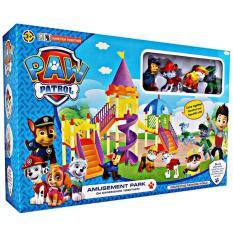 Spesifikasi Tomindo Paw Patrol Amusement Park Zy558 Tomindo