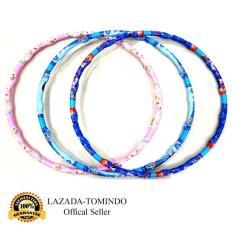 Tomindo Toy Hoola Hoop / Hula Hop - Random Colour By Tomindo