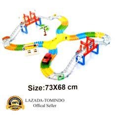 Tomindo Toys Dream Of Track Contest 95 20 Ukuran Track 73X68 Cm Asli