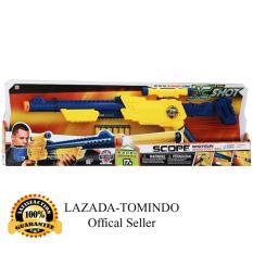 Toko Tomindo Toys Emco X Shot Scope 3633 Mainan Anak Soft Bullet Blaster Terlengkap Indonesia