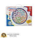 Daftar Harga Tomindo Toys Fishing Game Besar Ukuran 40 Cm 6018 Tomindo Toys