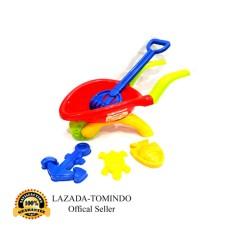 Tomindo Toys Gerobak Pantai Pt100 (random Colour) (warna Campur) By Tomindo.