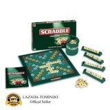 Harga Tomindo Toys Letter Word Board Game Permainan Kata Kata Scrabble Baru
