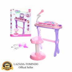 Tomindo Toys Little Pianist / Piano - PI130724 / J72-01 / Mainan Anak / Mainan Piano / Mainan Musik
