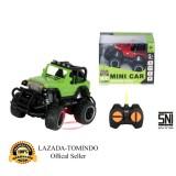 Jual Tomindo Toys Mobil Remote Control Mini Car Jeep Rubicon Warna Random Pi093671 6146C Mainan Anak Mobil Remote Control Mobil Remote Mobil Remot Branded Original