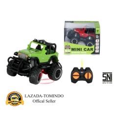 Model Tomindo Toys Mobil Remote Control Mini Car Jeep Rubicon Warna Random Pi093671 6146C Mainan Anak Mobil Remote Control Mobil Remote Mobil Remot Terbaru