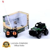 Toko Tomindo Toys Mobil Remote Control Mini Car Military Jeep Random Colour Pi347552 6146 3 Mainan Anak Mobil Remote Mobil Remot Terlengkap Jawa Barat