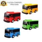 Ulasan Mengenai Tomindo Toys Tayo The Little Bus 1 Dus Is 4 Pcs Paking Dus Pull Back Car Play Set Mainan Anak Mobil Bis Karakter Tayo Rogi Lani Gani 9293 333 003
