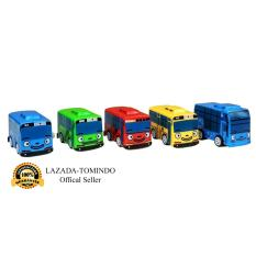 Beli Tomindo Toys Tayo The Little Bus 1 Set 5 Pcs Dk02