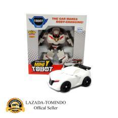 Jual Tomindo Toys Tobot Evolution Mini Y Mainan Anak Mainan Robot Murah Jawa Barat