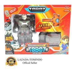 Promo Tomindo Toys Tobot Evolution X 2 In 1 A2 Mainan Anak Mainan Robot Tobot Di Jawa Barat
