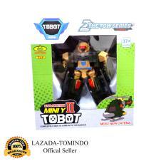 Promo Tomindo Toys Tobot Ii Exploration Mini Y Hijau Mainan Anak Mainan Robot Tobot Akhir Tahun