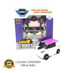 Tomindo Toys Tobot Mini W Mainan Anak Mainan Robot Tomindo Toys Diskon 50