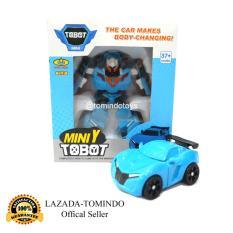 Harga Tomindo Toys Tobot Mini Y Mainan Anak Mainan Robot Terbaru